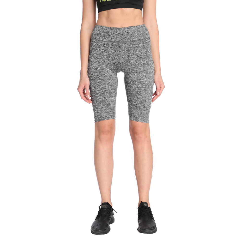 Souteam Women yoga Legging Knee-Length  Under Skirts Hot Comfortable Soft Lightweight Bamboo Underpants for Summer