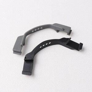 Image 3 - Pour DJI Spark support de boucle de batterie Anti séparation protecteur de vol garde fixe panneau anti dérapant sangle boucle couvercle