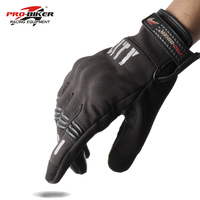 PRO BIKER Motorcycle Gloves Touch Screen Gants Motobike Bicycle Full Finger Knight Gloves Drop Resistance Gloves
