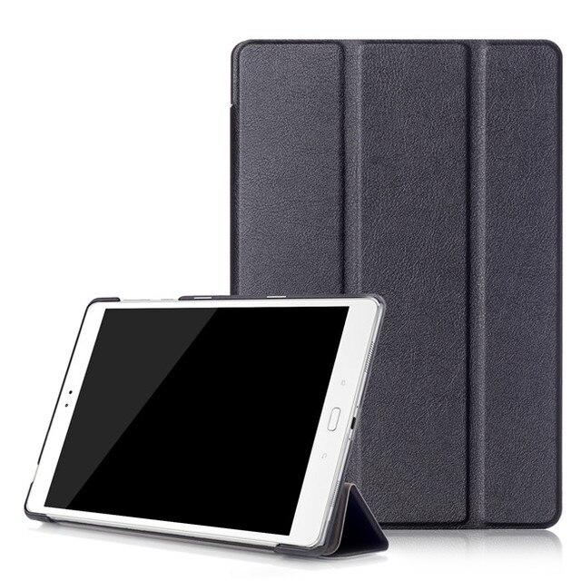 """Filme protetor de tela de vidro temperado + pu leather case capa suporte para asus zenpad 3 s 10 z500 z500m 9.7 """"Tablet + Frete Grátis"""