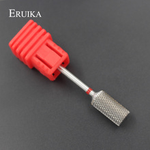 ERUIKA Tungsten Carbide Nail Drill Machine Bucket Style Nail Cutter Clean Bits Manicure For Manicure Nail Art Accessory