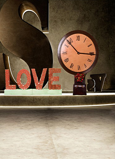 Background English Love Watches Photography Backdrop 3219 Lk  Valentine'S Day 8x10ft valentine s day photography pink love heart shape adult portrait backdrop d 7324