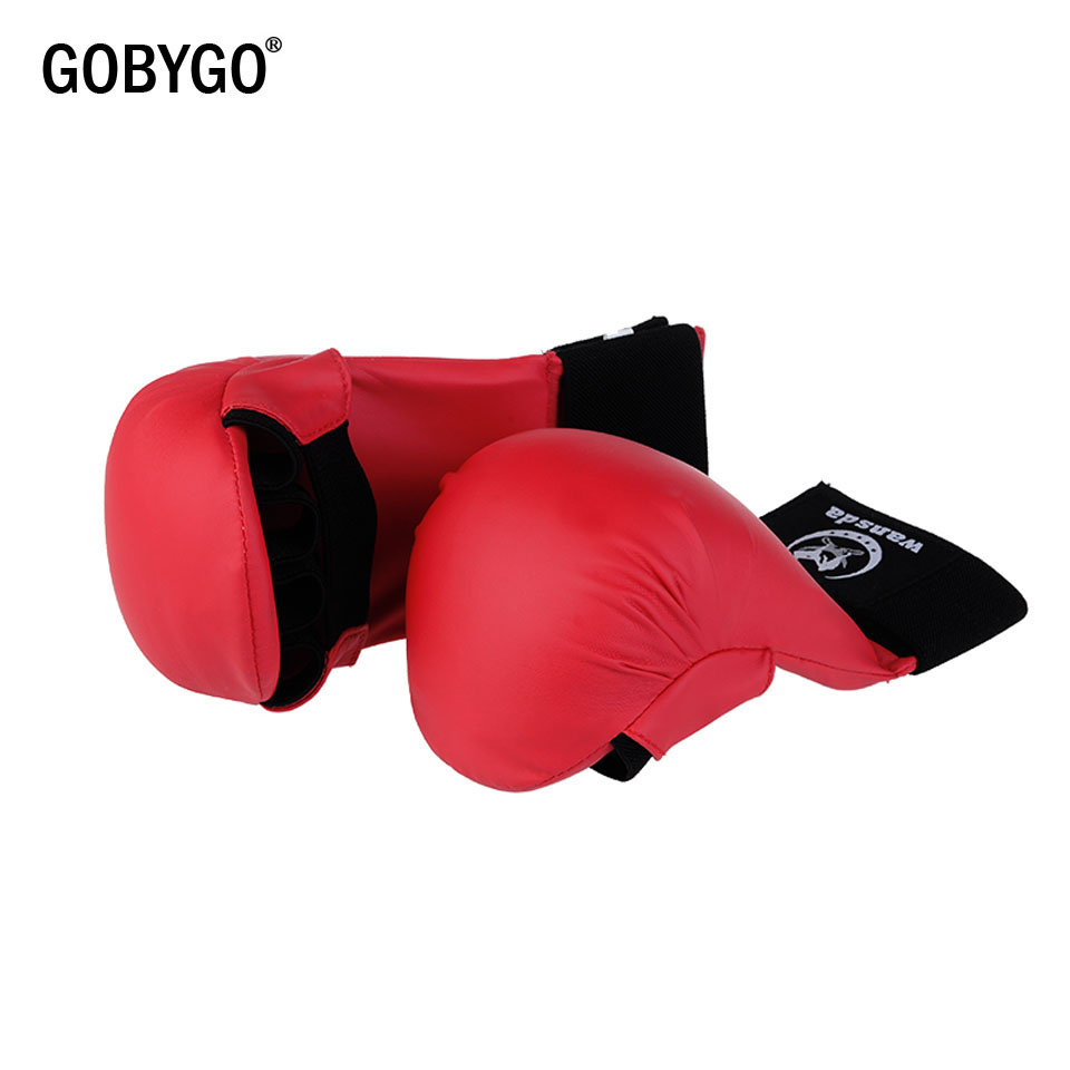KIDS /& ADULTS LITE RED HAND WRAPPING FOR MARTIAL ARTS BOXING 2.5m