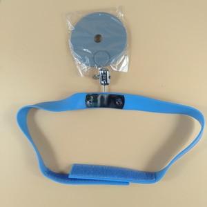 Image 4 - Refletor para médico 8mm visor de testa para otorrinolaringologia médicos estagiários estudantes frontal espelho especial para ent