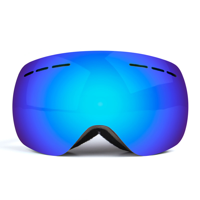 Double Lens UV400 Anti-Fog Big Spherical Skiing Glasses Winter Sport Protective Snowboard Ski Eyewear snowmobile Goggles topeak outdoor sports cycling photochromic sun glasses bicycle sunglasses mtb nxt lenses glasses eyewear goggles 3 colors