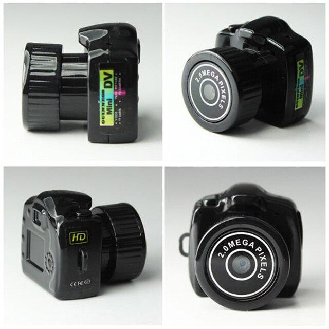 Tiny Mini Camera HD Video Audio Recorder Webcam 2