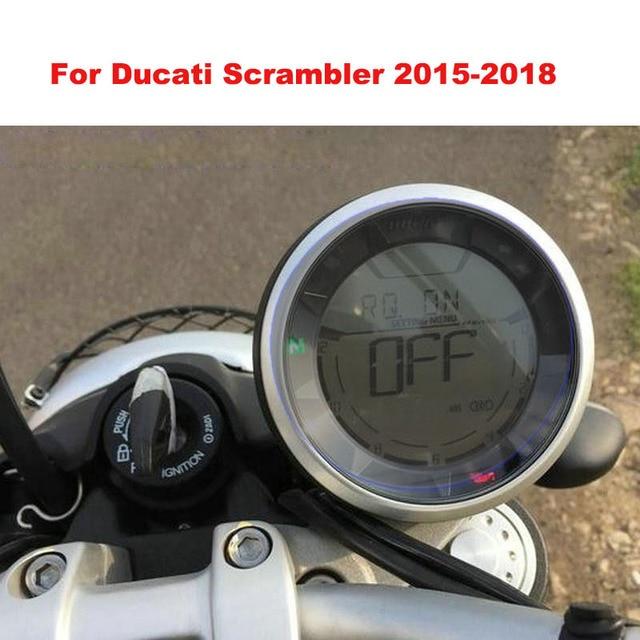 for Ducati Scrambler 2015 2016 2017 2018 Film Motorcycle Dashboard Protector GPS Navigator Protective Film Screen