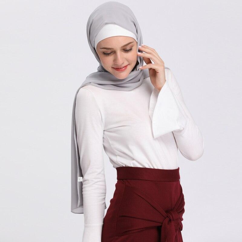 cd4e03b957e67 US $16.33 50% OFF|Turkey Islamic Clothing 2019 Spring Saudi Arabic Abaya  Islam Muslim Hijab Long Sleeve Top Women Tops Dubai Ropa Musulmana Mujer-in  ...