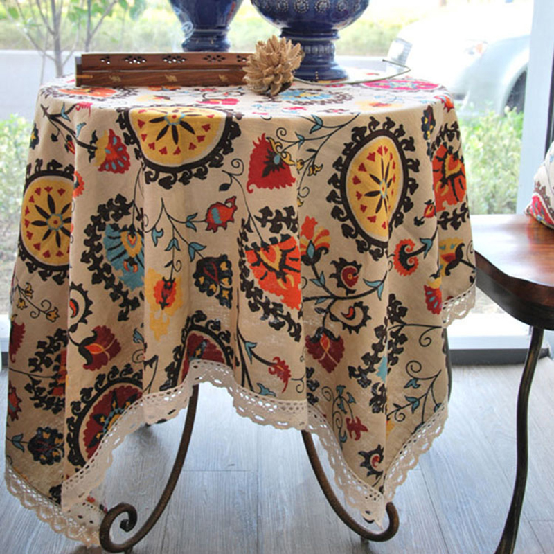 Dining Room Table Placemats: Aothpher Nature Style Table Cover Dining Room Table Cloth
