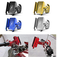 General Rotary Navigation Aluminum Alloy Mobile Phone Bracket For Bicycle And Mo 360 degree of rotation bike accessories 30