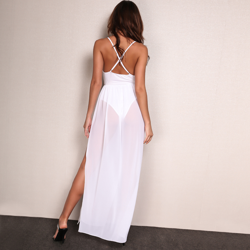 HTB12WzBRXXXXXaNXVXXq6xXFXXX6 - Feditch Chiffon Beach Dress Hot Sale Boho Maxi Dress Sleeveless V Neck White Party Desses Bodycon Women Sundress Vestido