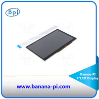 High quality  Resistance 7 inch Touch LCD Screen for Banana Pi Board