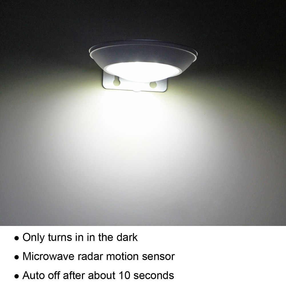 TAMPROAD 16 светодио дный led беспроводной Солнечный мощность прожектор лампа Микроволновая печь Радар движения сенсор свет для патио палубе Двор Сад подъездной