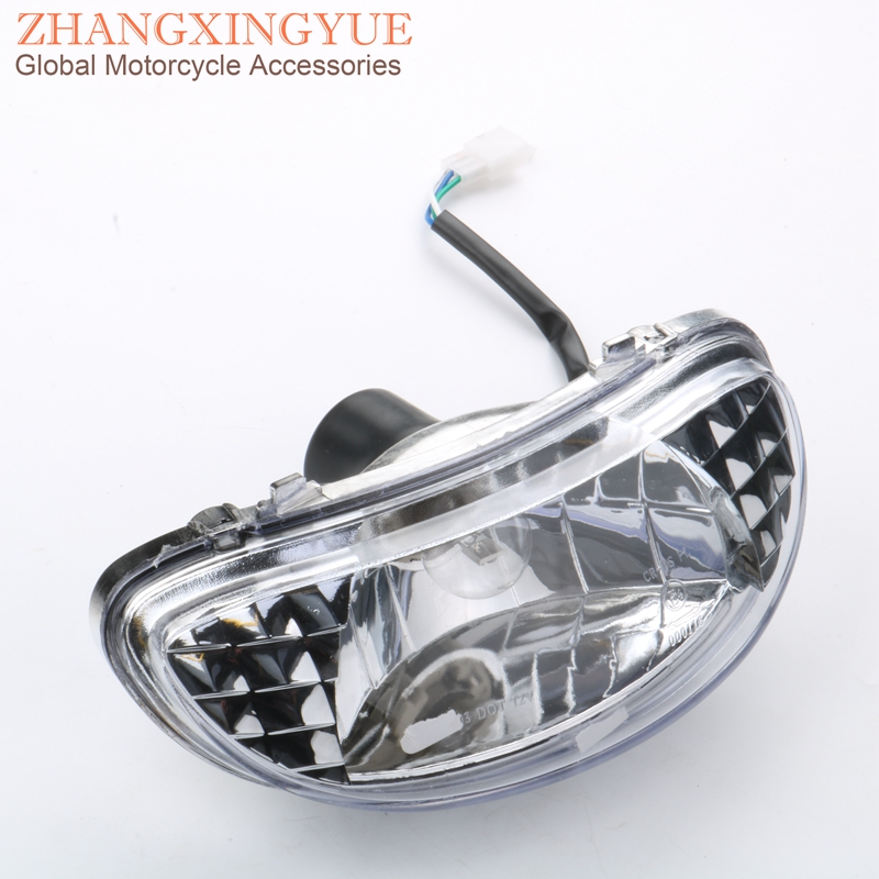 Scooter Headlamp Assembly For Baotian BT50QT-9 50cc 4-stroke