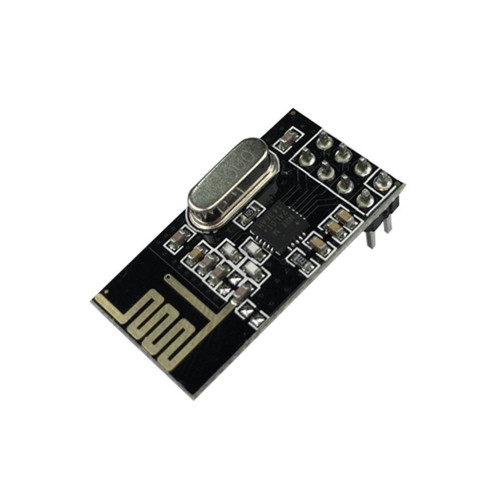 NRF24L01+ 2.4GHz Antenna Wireless Transceiver Module For Microcontrollers For Orange Pi Raspberry Pi 2