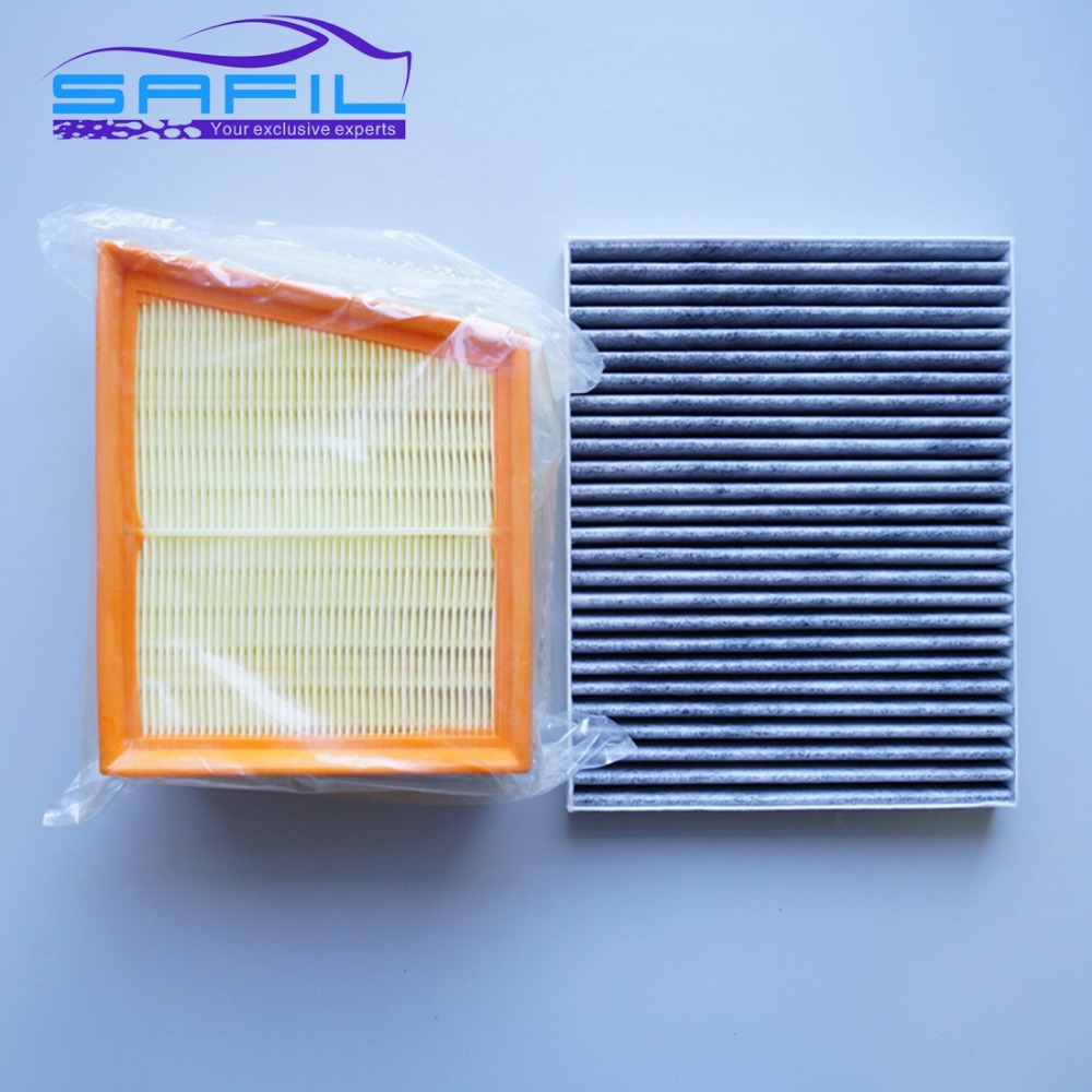 Air Filter Cabin For Ford Ecosport New Fiesta Oem 2012 Fuel Ccn11 9601 Ad 8e2h 16n619 Ca In Filters From Automobiles Motorcycles On