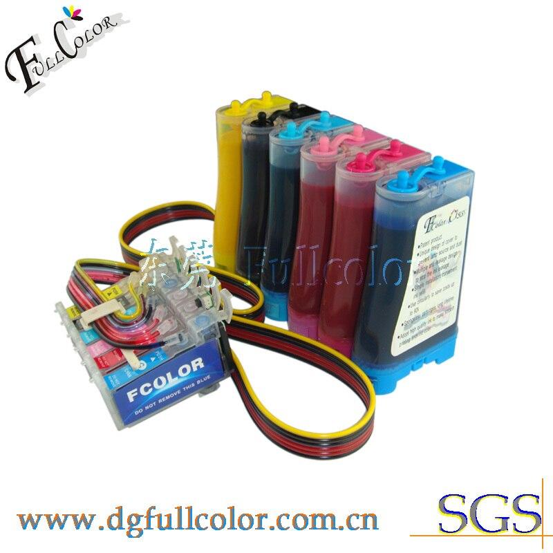 Бесплатная доставка сублимационная СНПЧ чернильная система для 1400 1410 1430 1500 Вт термопечать