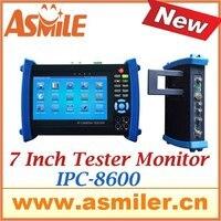 DHL Бесплатная доставка 7 дюймов tft-сенсорный ЖК-экран CCTV тестер для IP камеры, аналоговые камеры, HD SDI камеры от asmile