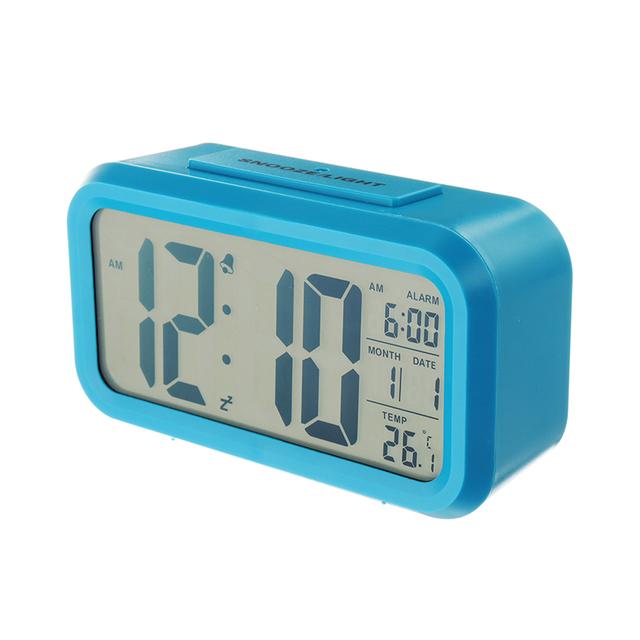 Colorful Desk Alarm Clock with Calendar