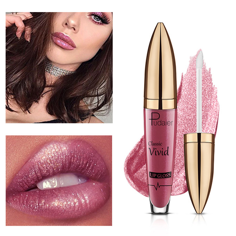 Sale 1PC Lipstick Long Sexy Diamond Nude Makeup Products Cos