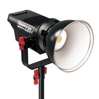 Aputure LED Video Light Kit LS C120d V mount kit & Fresnel mount kit to shape your light