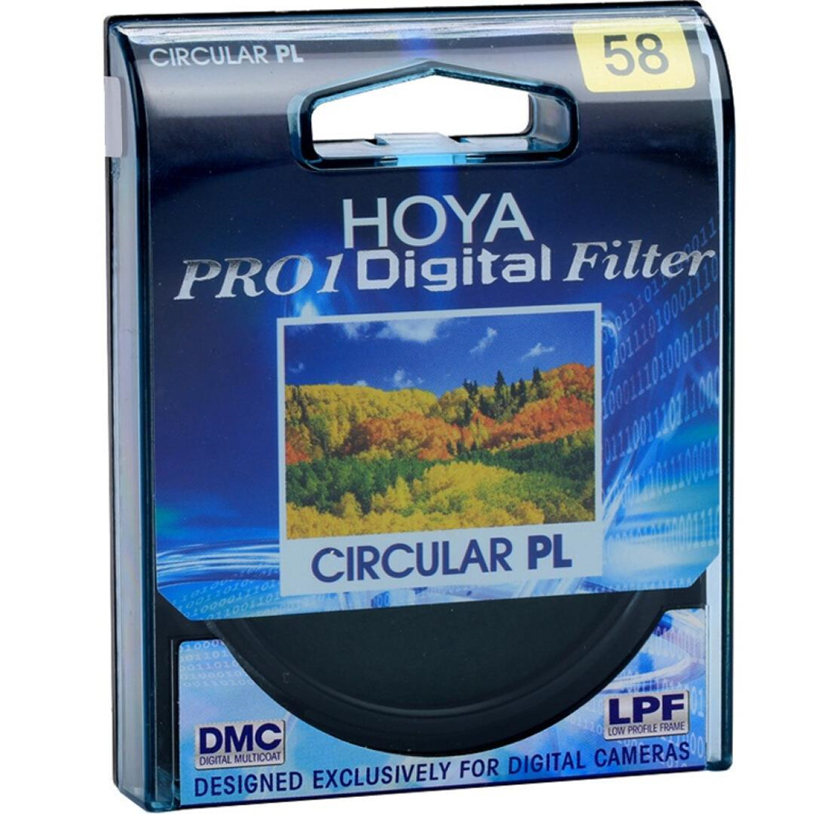 HOYA PRO1 Digital CPL 62mm 58mm 55mm 52mm 49mm Polarizer Filter Pro 1 DMC CIR-PL Multicoat For Camera Lens