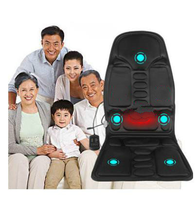 Multifunction hip back massage cushion for leaning on of on-board household massager cushion car seat 24-220 - vMultifunction hip back massage cushion for leaning on of on-board household massager cushion car seat 24-220 - v