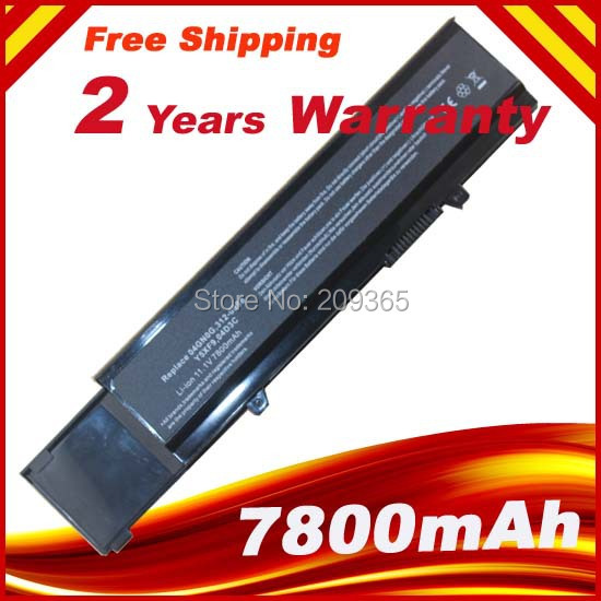 9 Cell 7800mAh Laptop Battery For DELL Vostro 3400 3500 3700 7FJ92 04D3C 4JK6R 04GN0G 0TXWRR 0TXWRR 0TY3P4 312-0997