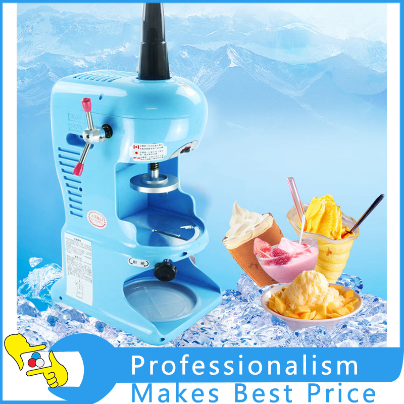 Commercial Electric Snow Ice Shaver Ice Cream Shaving Maker Machine Crusher Snow Cone Maker edtid electric commercial cube ice crusher shaver machine for commercial shop ice crusher shaver