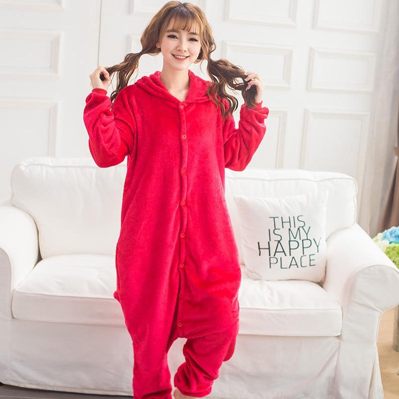 8db3f373d547 Red Blue Sesame Street Onesie Adult Pyjamas Animal Womens Pajamas Pijamas  Pyjama Sleepwear For Women-in Pajama Sets from Underwear   Sleepwears on ...