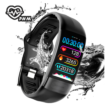 P11smart bracelet activity fitness tracker watch blood pressure monitor band Wristband health with intelligent measurement women