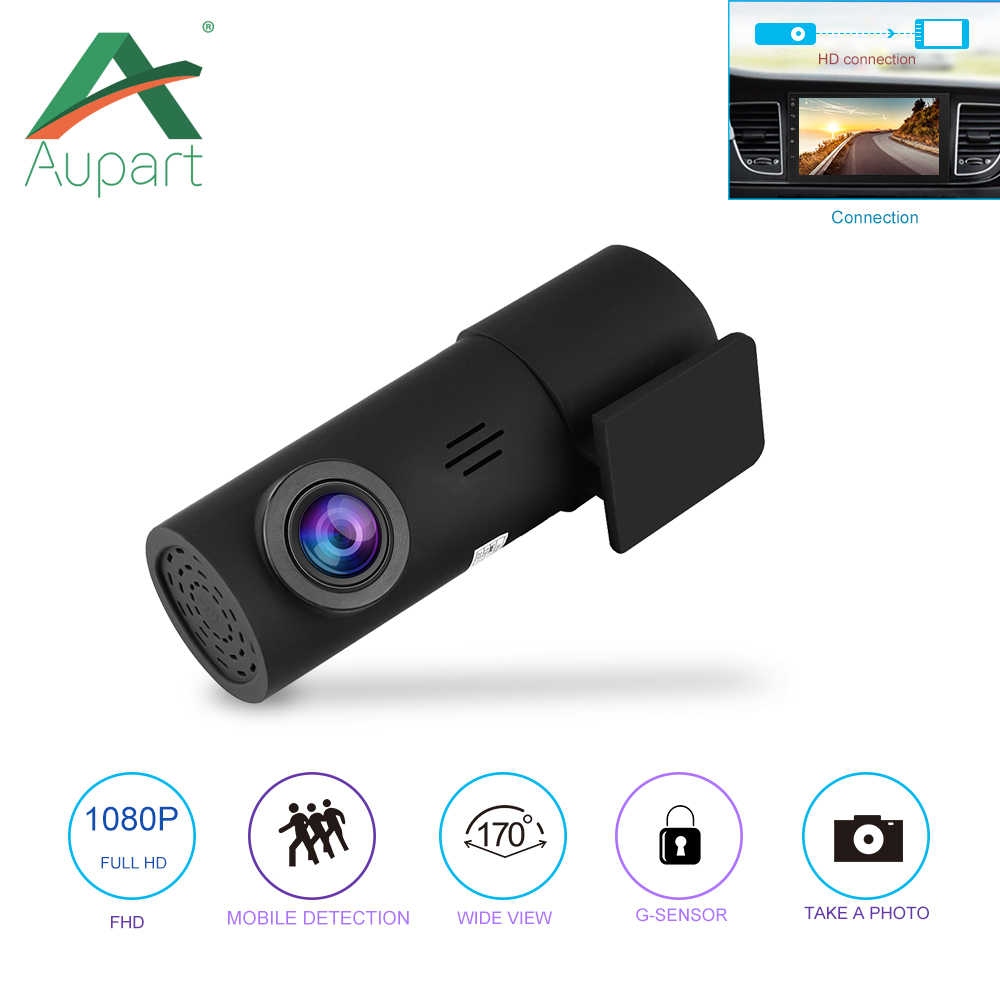 Original mini Car DVR Camera Wifi 1080P HD Night Vision Small Dash Cam Car Camera Auto Drive Recorder G-sensor 170 Wide Display