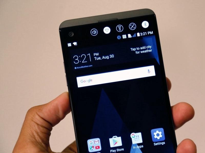 """Оригинальная разблокированная LG V20 Корейская версия F800L/S/K US-H910 5,"""" Qualcomm 820 4 Гб ОЗУ 64 Гб ПЗУ 3 камеры(без иврита"""