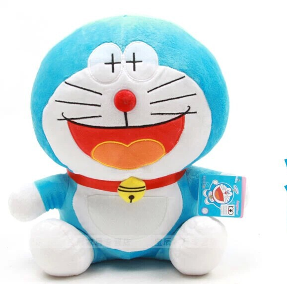 New Authentic Doraemon plush Toy 40CM Gift Japan