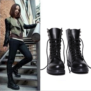 Popular Vintage Motorcycle Boots for Sale-Buy Cheap Vintage ...