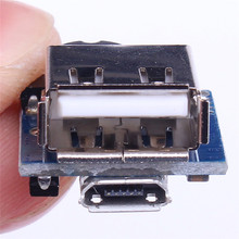 5V Lithium Battery Charger Step Up Protection Board Boost Power Module Micro USB Li-Po Li-ion 18650 For Power Bank DIY