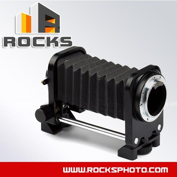 AF Confirm Macro Fold Bellows For Nikon D800 D800E D7000 D4 D3000 D5100 D300S