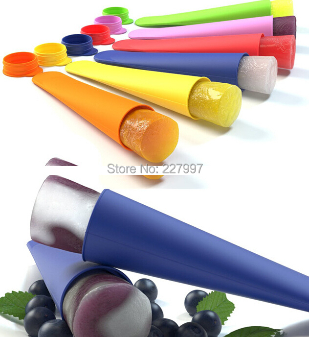 Wholesale Silicone Push Up Ice Cream ice Lolly Pop Maker