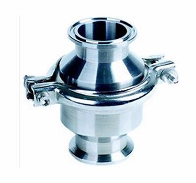 2 51mm 304 Stainless Steel Sanitary Tri Clamp Check Valve Brew beer Dairy Product 1pc 63mm od sanitary check valve tri clamp type stainless steel ss sus 304