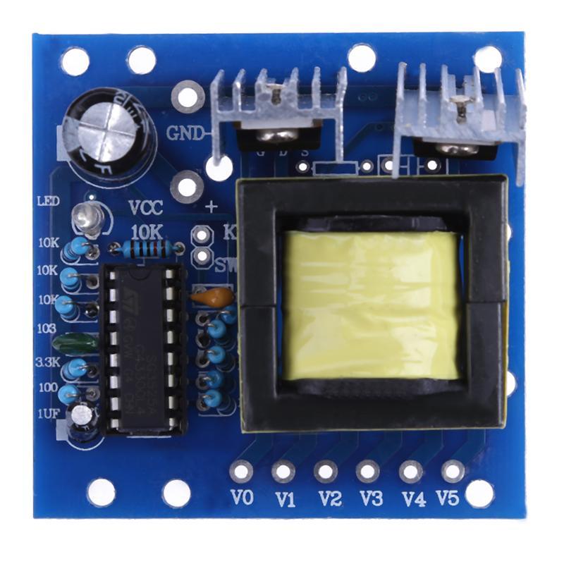 DC-AC Power Step-up 12V to 110V 220V Inverter Boost Board 150W Inverter Boost Board Converter Transformer Electrical components
