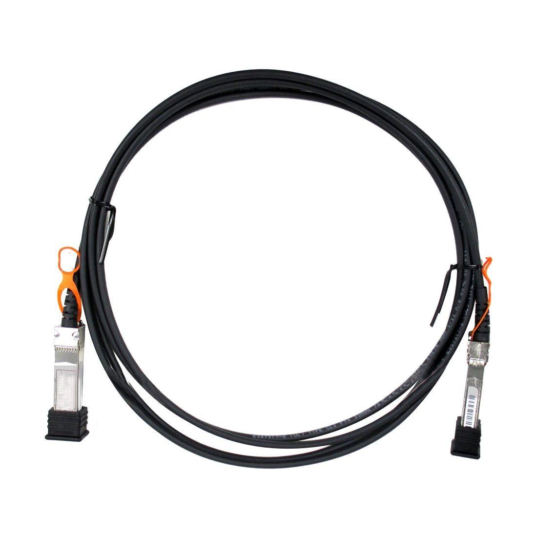 SFP-H10GB-CU3M 3 Meter 10GbE Twinax high speed CableSFP-H10GB-CU3M 3 Meter 10GbE Twinax high speed Cable