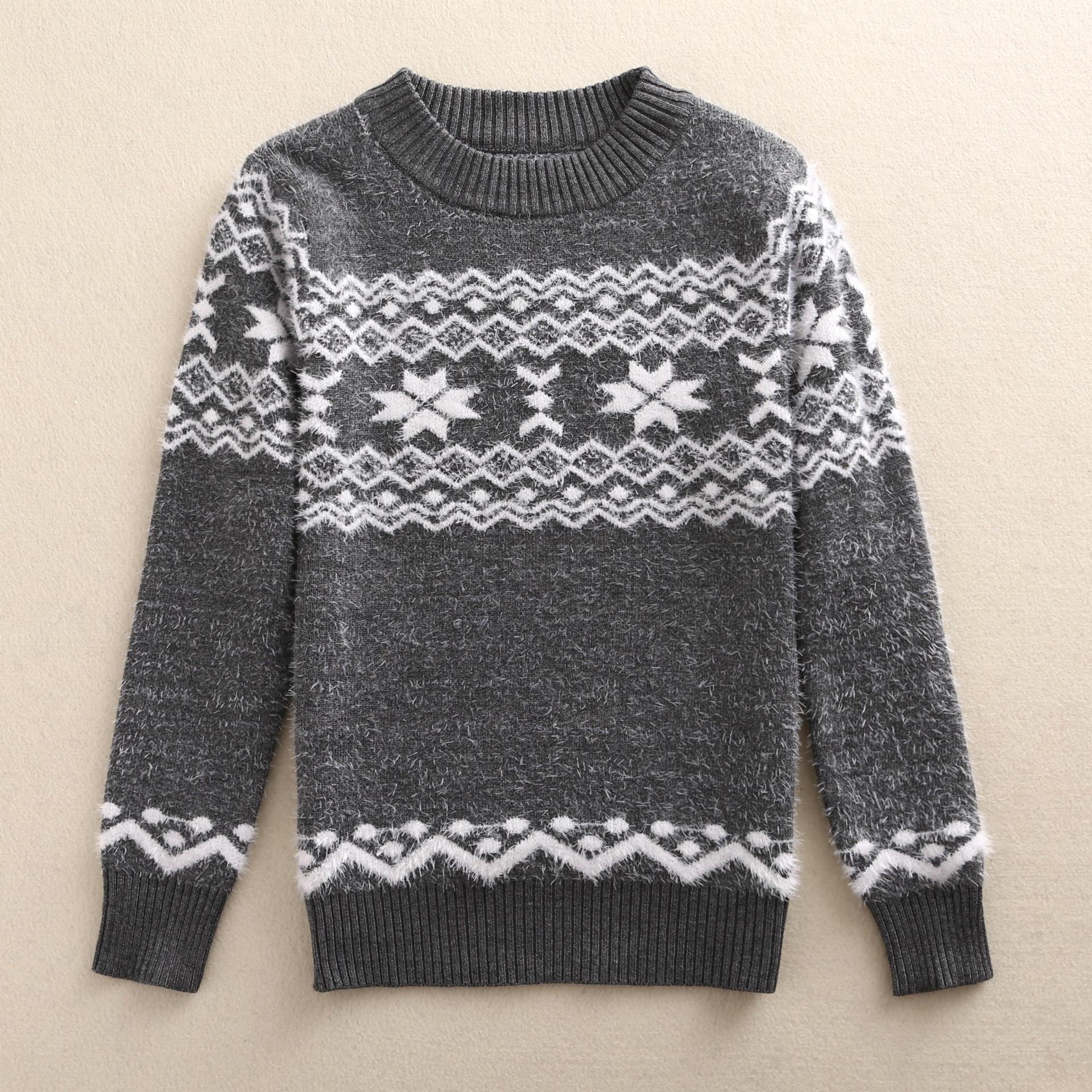 3882e98982 Boys Knit Vest Sweater Winter Casual Boys Cardigan Children Kids Wool  Sweaters Pattern Baby Sweater Boys Clothing Tops