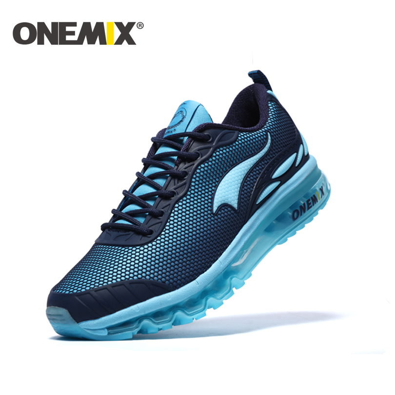 ONEMIX New Men Sport Shoes Breathable Outdoor Running Shoes Boys Outdoor Walking Shoes 2016 chaussures hommes Free Shipping camel shoes 2016 women outdoor running shoes new design sport shoes a61397620