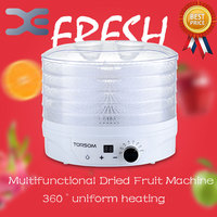 5 Layers Drying Fish Machine Food Dehydrator Air Dryer Drying Herbs Household Fruit And Vegetable Meat