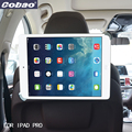 Universal 360 degree rotating Car Back Seat Headrest Mount tablet Holder For 9.5 to 14.5 inch tablet ipad/Car tablet Pc stand