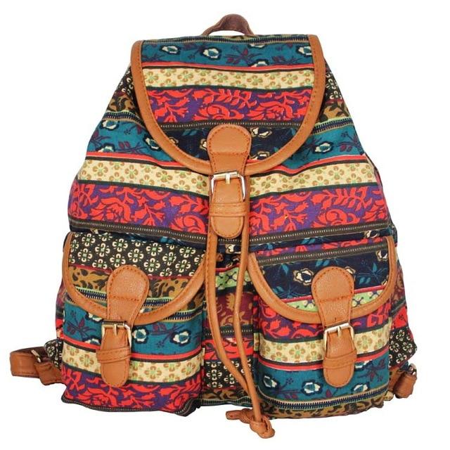' estilo bolsos 2015 mochila los de indicador hombro nacional ladies A7qwqHt