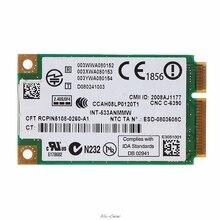 2.4 GHzและ5.0 GHz 5300 533AN_MMWไร้สายWLAN WiFi Mini Mini Card 802.11n + 450Mbpsอุปกรณ์โมดูลWiFi linkการ์ด
