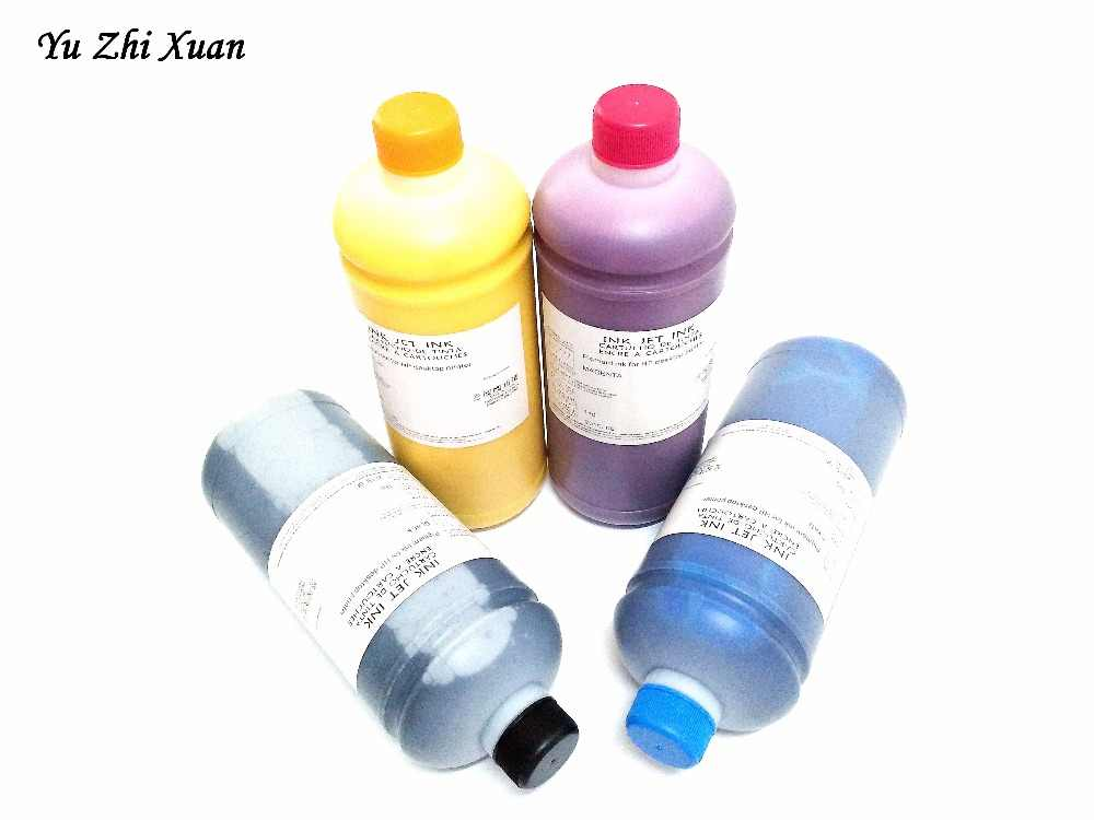 1000 ml refill uv pigmen tinta untuk HP Officejet Pro 8630 8640 8660 8500A A909g 8000 A811a p1us printer universal pigmen tinta