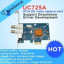 Видеокарта PCIe BNC S Video 720*576 SDK WIN7