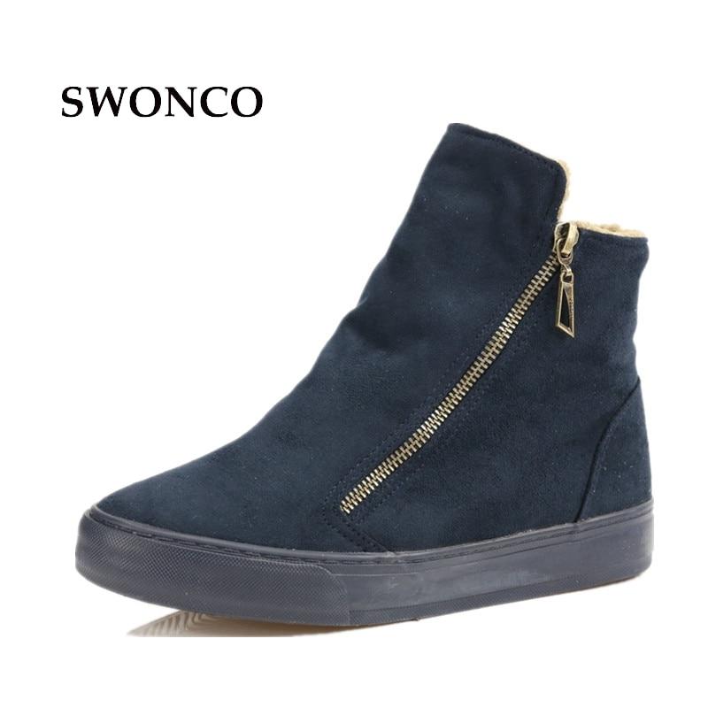2017 New Arrival All season Women Fashion Canvas Denim snow boots Shoes Zapatos Mujer Zapatillas Deportivas size 35- 39